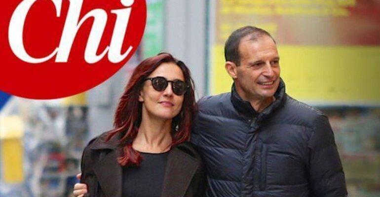 Ambra e Massimiliano Allegri si sposano in estate