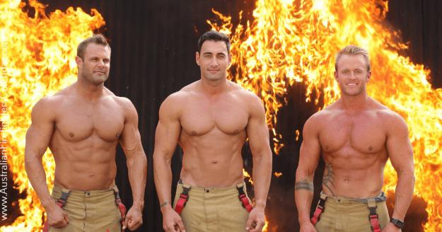 Calendario 2019 Attrici.Australian Firefighters 2019 Dietro Le Quinte Per Il
