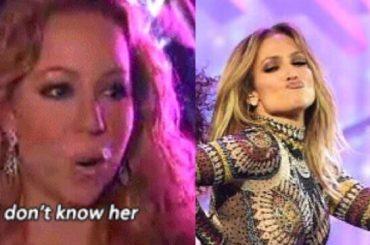 Mariah Carey chiede scusa a Jennifer Lopez: 'Non la conosco? Volevo solo dire qualcosa di carino'