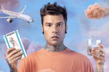 Paranoia Airlines nuovo album di FEDEZ, la copertina