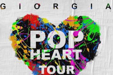 Giorgia presenta Pop Heart, 'scaletta da schizofrenica, che sofferenza cantare Whitney'