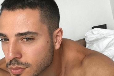 Giuseppe Giofrè, culo in primissimo piano – la foto Instagram che resusciterebbe un morto