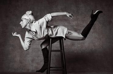 Lady Gaga sulla copertina di VARIETY