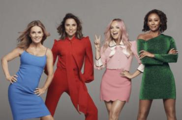 Spice Girls, ecco il palco dello Spice World Tour