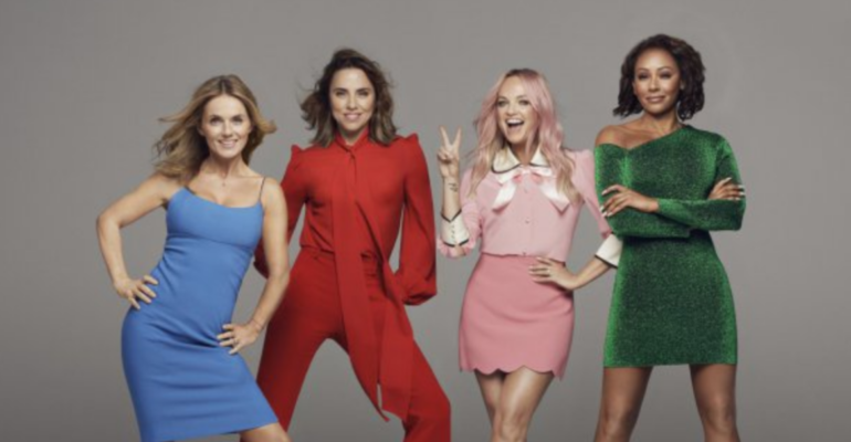Rumor: un tour mondiale delle Spice Girls nel 2021?