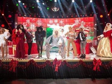 RuPaul's Drag Race, arriva lo special natalizio – video