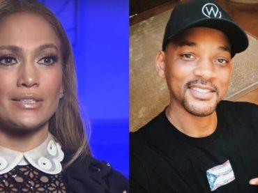 Jennifer Lopez confessa: 'dovevo fare A Star is Born con Will Smith'