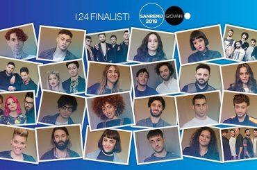 Sanremo Giovani, ecco TUTTI i video ufficiali dei 24 finalisti