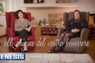 Genesis, la televendita con Serena Grandi e Corinne Clery – il video