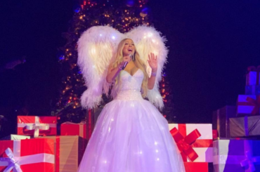 Mariah Carey, primo concerto natalizio del 2018 – il video