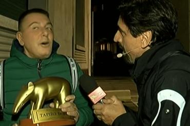 Tapiro d'Oro a Stefano Gabbana, 'sui social è successa una puttatana, più fumo che arrosto' – video