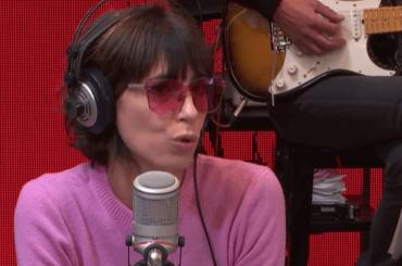 Giorgia live a Radio2 Social Club – video