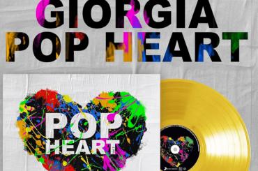 Pop Heart di Giorgia è disco d'oro (in un mese)