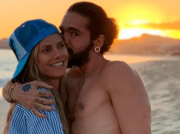 Heidi Klum sposa Tom Kaulitz dei Tokio Hotel