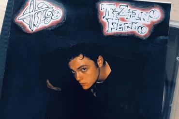 TI '98, Tiziano Ferro ricorda il suo primo VERO disco – la cover