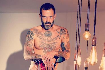 Ascanio Pacelli, nudo Instagram per l'ex GF – foto