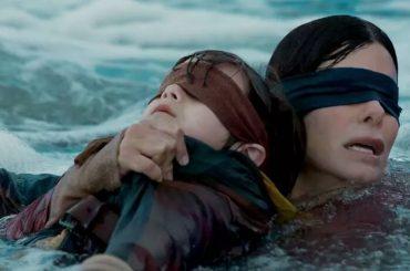 Bird Box, Sandra Bullock regina Netflix: una settimana da record per il film