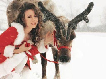 All I Want for Christmas Is You di Mariah Carey, ad un passo il primo storico primato nel Regno Unito