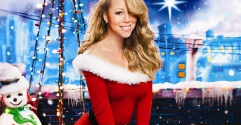 All I Want For Christmas Is You di Mariah Carey torna nella TOP10 Billboard