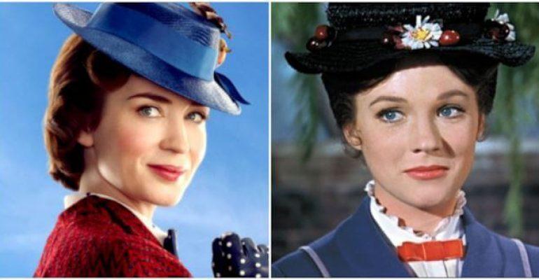 Mary Poppins 3, Emily Blunt vuole farlo ma confessa: 'mia figlia preferisce Julie Andrews'