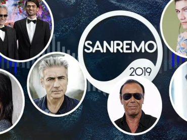 Sanremo 2019, ecco tutti i SUPER OSPITI (ufficiali)