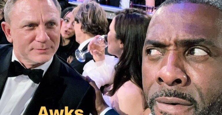 Idris Elba nuovo 007: il meraviglioso selfie con  Daniel Craig che rialimenta i rumor – foto