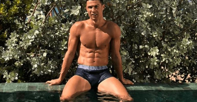 Calciatori in vacanza, le foto social in costume – PARTE 2 con Cristiano Ronaldo SHOW