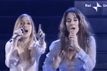 Sanremo 2019, – 18 giorni: ricordiamo Paola e Chiara con A modo mio – video