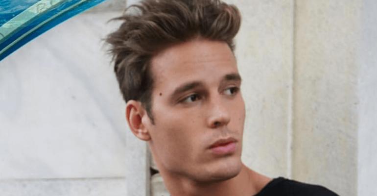 Isola 2019, le foto social 'hot' di Aaron Nielsen (figlio di Brigitte)
