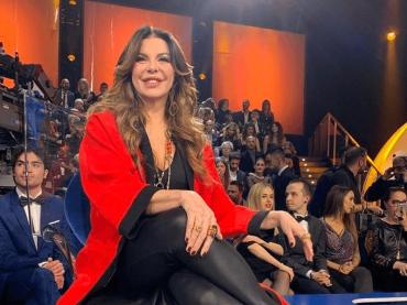 Sanremo 2019, Alba Parietti sulla sua assenza: 'mettete una bambola gonfiabile al mio posto'