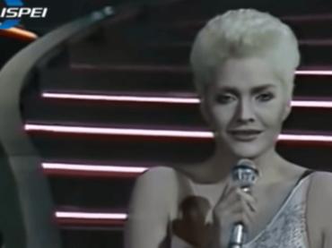 Sanremo 2019, – 7 giorni: ricordiamo A Lei di Anna Oxa – VIDEO