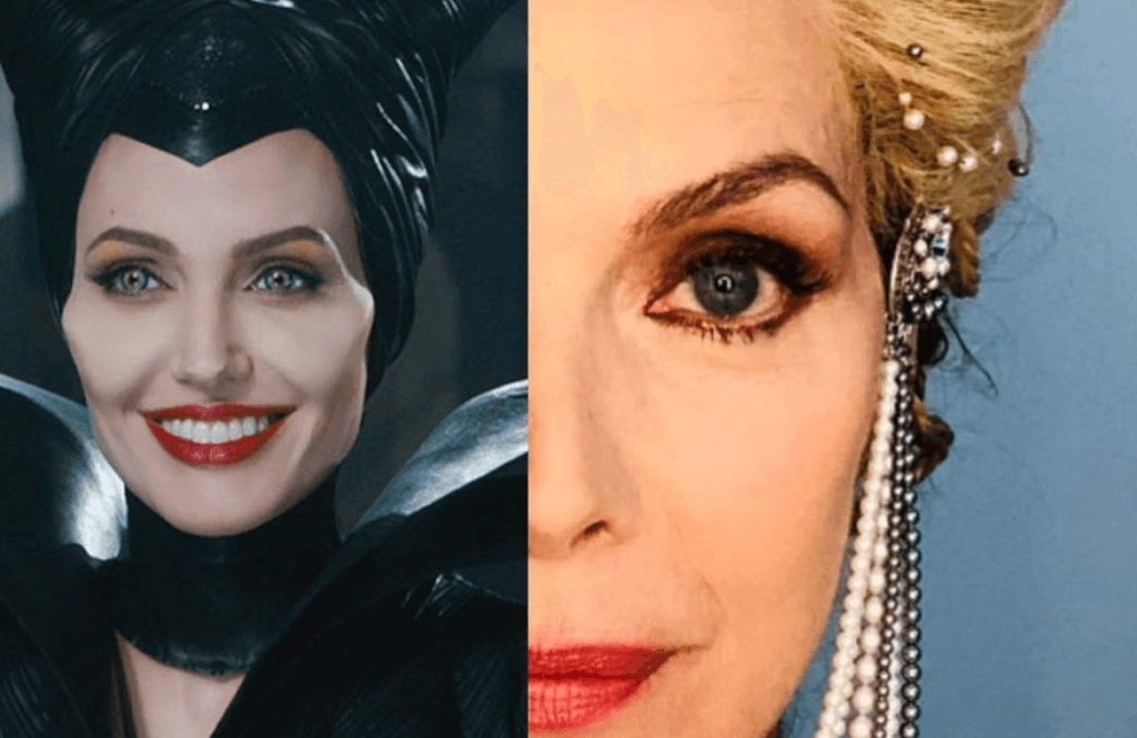 Maleficent 2 Michelle Pfeiffer E Queen Ingrith La Prima
