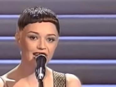 Sanremo 2019, – 5: ricordiamo Carmen Consoli con  In bianco e nero – video