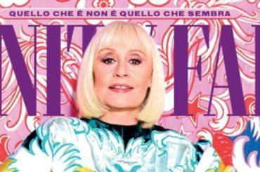Raffaella Carrá pazzesca su Vanity Fair, la cover