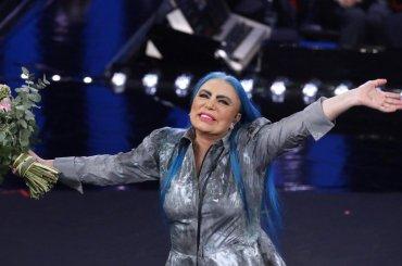Sanremo 2019, quarta UN CAZZO: Loredana Bertè ha comunque trionfato