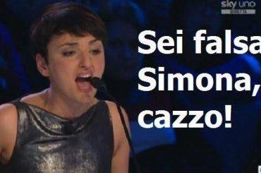 The Voice, Arisa giudice ritrova Simona Ventura?