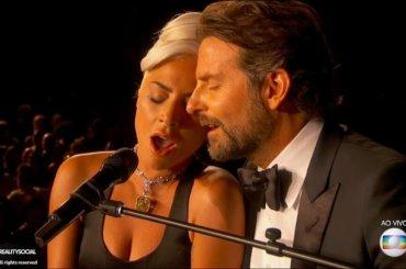 Lady Gaga e Bradley Cooper, il duetto agli Oscar diventa capolavoro neomelodico napoletano – il video