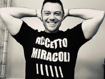 Accetto Miracoli, Tiziano Ferro confessa: 'Il disco è cantato, registrato'