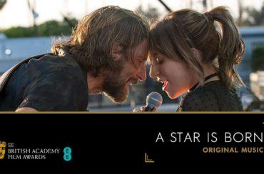 Lady Gaga vince un BAFTA per la colonna sonora di A Star is Born: Olivia Colman miglior attrice