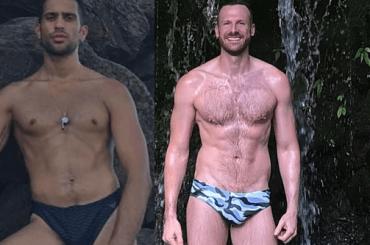 Tim Kruger, anche il pornodivo gay pazzo di MAHMOOD – foto