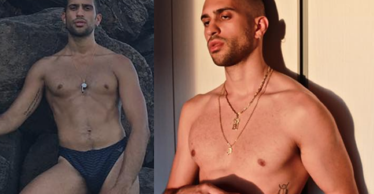 Mahmood compie 27 anni, la sexy gallery social celebrativa