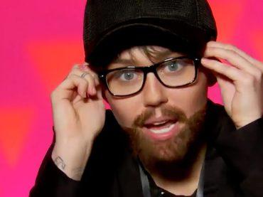 RuPaul's Drag Race 11,  Miley Cyrus è un uomo con la barba: 'sono  Barry Johnson' – video