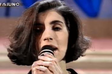 Sanremo 2019: Giorgia celebra i 25 anni di 'E POI' – video