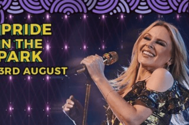 Brighton Pride 2019, Kylie Minogue superstar