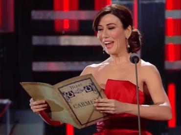 Sanremo 2019, Virginia Raffaele ritrova finalmente se stessa con Habanera – il video