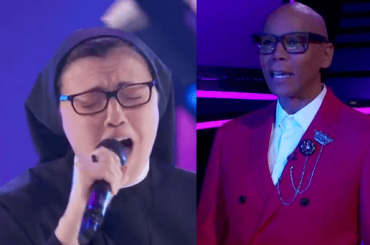 The World's Best, Suor Cristina canta Born This Way di Lady Gaga davanti a RUPAUL – il video
