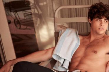 Noah Centineo di The Fosters in mutande per Calvin Klein – foto