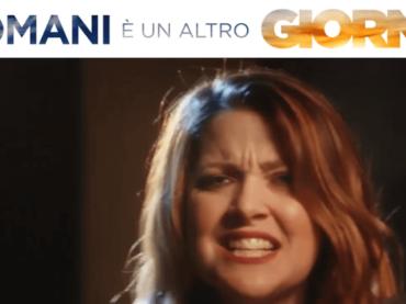 Noemi canta Domani è un altro giorno di Ornella Vanoni, il video ufficiale