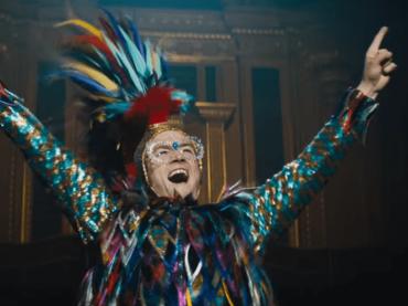 Rocketman, parla Elton John: 'volevano togliessi sesso e droga dal film, ma era la mia vita'