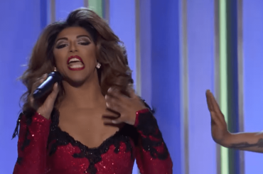 SHANGELA show agli Spirit Awards 2019 con un drag medley – il video